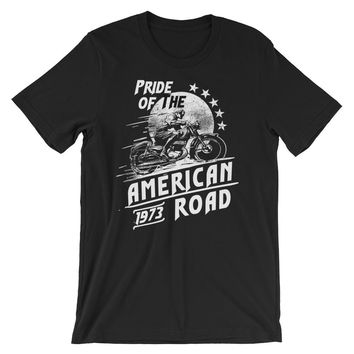 Classic Series: Pride Of The American Road Short-Sleeve Unisex T-Shirt