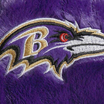 NFL Baltimore Ravens Mohawk Long Dangle Hat