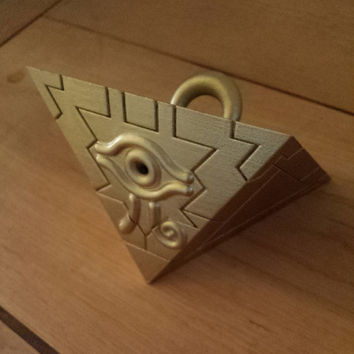 Millennium Puzzle - 3D-Printed - Life-size - Yu-Gi-Oh!