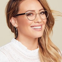 Muse x Hilary Duff Helen by GlassesUSA.com