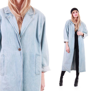 Shop Womens Duster Coat on Wanelo