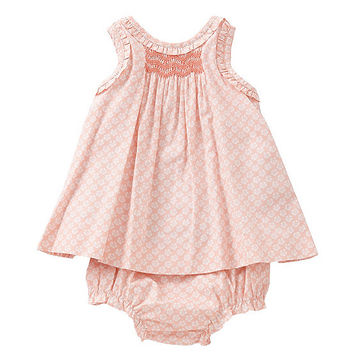 Laura Ashley Newborn-24 Months Sheath Dress | Dillards