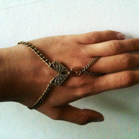 Hand Harness by indigovenus on Etsy