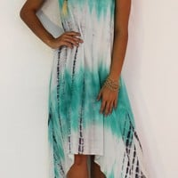 Sea Foam  Dress(also available in pink)