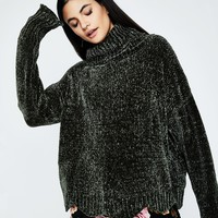 Stay In Chenille Sweater