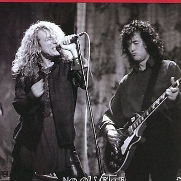 NO QUARTER:JIMMY PAGE & ROBERT PLANT