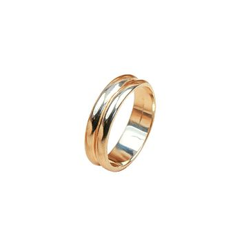 Simple everyday ring