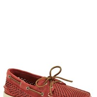 Men's Sperry Top-Sider 'Authentic Original' Perforated Leather Boat Shoe,