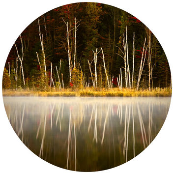 Paul Moore's Red Jack Lake Circle wall decal