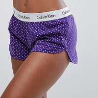 Calvin Klein Vertical Star Shorts at asos.com