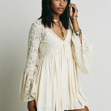 Free People With Love From India Dress