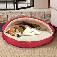 Pet Cave Bed @ Fresh Finds