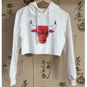 LMFIH3 Bryant Lakers Bryant long sleeve sexy exposed navel sweater T basketball sweater
