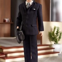Mad Men Roger Sterling | Barbie Collector