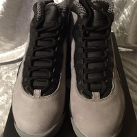 "Nike Jordan 10 Retro ""Cool Grey"" Size 7-11"