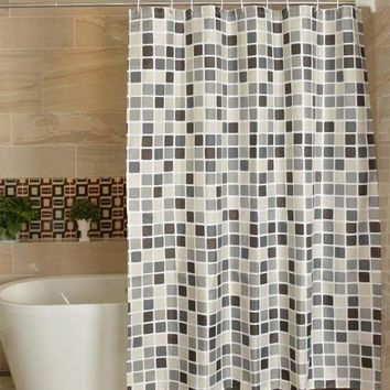 Shower Curtains for Bathroom, Cortina Ducha Rideau ✈ Worldwide-Delivery