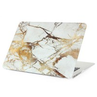 gold marble case best protection tech rubberized hard shell matte nanometer cover for macbook air 11 6 air 13 3 pro 13 3 pro 15 4 retina 15 4 retina 13 3 retina 12  number 1