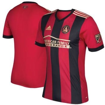 Atlanta United FC 2017 Home Men Soccer Jersey Personalized Name and Numbe