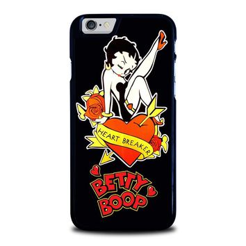 BETTY BOOP heart breaker iPhone 6 / 6S Case Cover