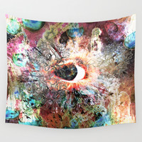 Life of Sin Wall Tapestry by J.Lauren