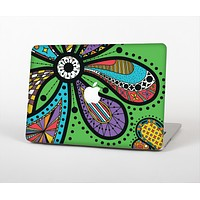 The Bold Paisley Flower Skin for the Apple MacBook Air 13""