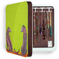 DENY Designs Home Accessories | Clara Nilles Leopard Lovers BlingBox 3ct
