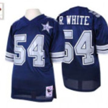 KUYOU Dallas Cowboys Jersey - Randy White Throwback Jerseys