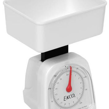 Ekco Diet Scale, White