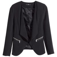 H&M - Draped Jacket