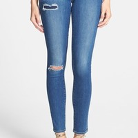 Women's Paige Denim 'Verdugo' Destroyed Ultra Skinny Jeans (Carmen Tear & Repair)
