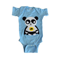 Super Hero Onesuit - Team Super Animals - Flying Panda