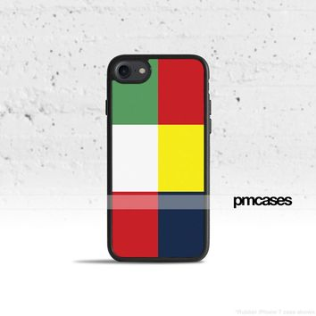 Tommy Block Phone Case Cover for Apple iPhone Samsung Galaxy S & Note