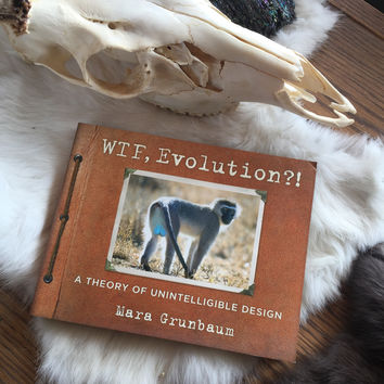 WTF, Evolution?! by Mara Grunbaum