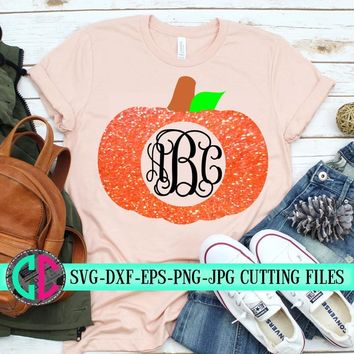 monogram pumpkin svg,happy halloween svg,pumpkin svg,Halloween,halloween svg,silhouette,tshirt,cameo,svg for cricut,halloween svg