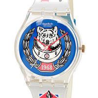 American Apparel - Vintage Swatch Space Dog Watch