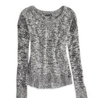 AEO Women's Fireside Marled Sweater