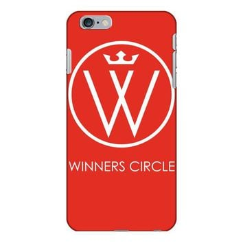 the game winners circle logo iPhone 6/6s Plus Case