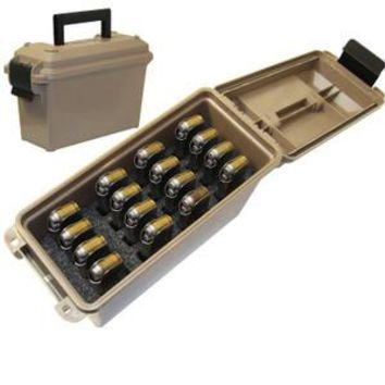 MTM Tactical Mag Can -for 16 1911 Magazines