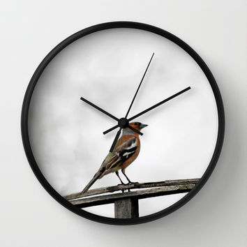 Sitting Pretty Wall Clock by Anipani