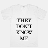 They Don't Know Me | HUMAN