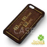 OUAT Book Captain Hook for iPhone 4/4S/5/5S/5C/6/ 6+,samsung S3/S4/S5,S6 Regular,S6 edge,samsung note 3/4
