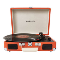 Crosley Cruiser Portable Turntable Orange One Size For Men 23259370001
