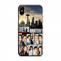 GREY'S ANATOMY iPhone X Case