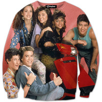 Saved by the Bell 90s Crewneck