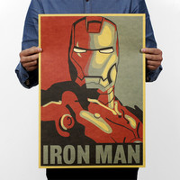 Iron Man Comic Poster 20X14