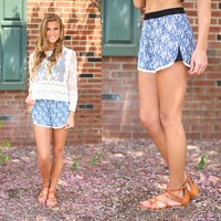 Summer Shade Shorts