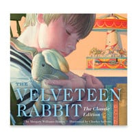"""The Velveteen Rabbit, The Classic Edition"" Board Book by Margery Williams Bianco"