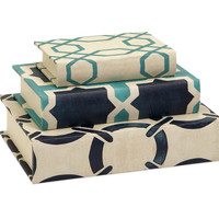 Hadley Book Boxes - Set of 3