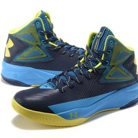 Under Armour Curry basketball shoes High-top sneakers Men's and women's cheap nike shoes
