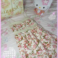 Liz Lisa Floral Sun Dress (NWoT) from Kawaii Gyaru Shop